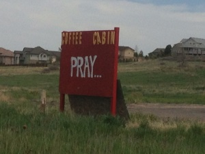 pray cabin parker