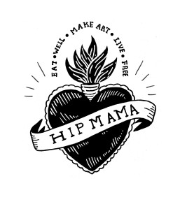 Hip-Mama-Badge