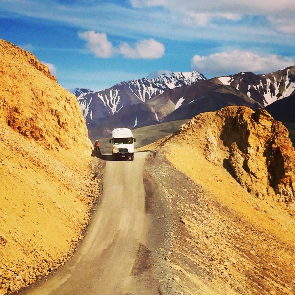Polychrome Pass, Denali