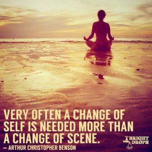 changeofself