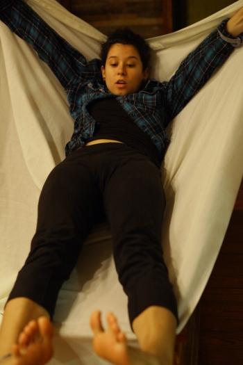 Yanina in sheet